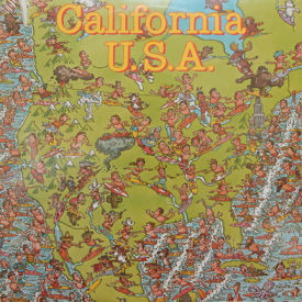 Various - California U.S.A. – SEALED