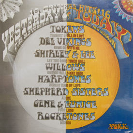 Tokens/Del Vikings/Willows/Harptones/Rocketones - Yesterday & Today – SEALED