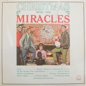 Smokey Robinson/Miracles - Christmas With The Miracles – SEALED