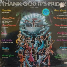 Soundtrack - Thank God It's Friday – SEALED