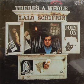 Lalo Schifrin - There's A Whole Lalo Schifrin Goin' On – SEALED