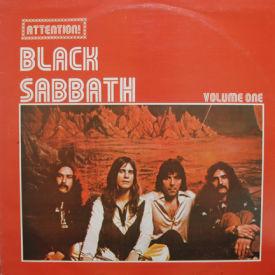 Black Sabbath - Attention! Vol. 1