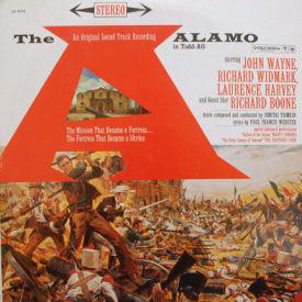 Dimitri Tiomkin - The Alamo