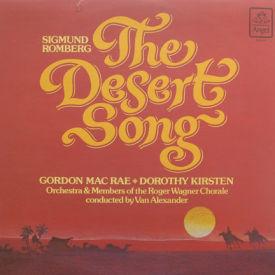 Soundtrack - The Desert Song