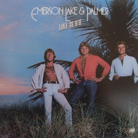 Emerson Lake and Palmer - Love Beach
