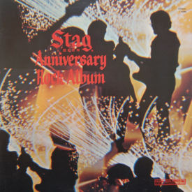 Byrds/Flock/Sly & The Family Stone/Paul Revere - Stag Beer Anniversary Rock Album