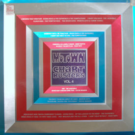 Jackson 5/Supremes/Marvin Gaye/Temptations - Motown Chart Busters Vol. 4