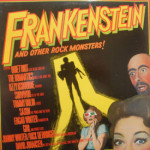 Various - Frankenstein And Other Rock Monsters!