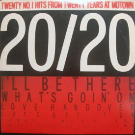 Jackson 5/Diana Ross/Marvin Gaye/Temptations - 20/20 – Twenty Hits From Twenty Years Of Motown