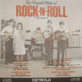 Jackson 5/Temptations/Penguins/Supremes - Original Artists Of Rock 'n' Roll Vol. 2