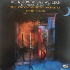 London Symphony Orchestra/Genesis - We Know What We Like – The Music Of Genesis