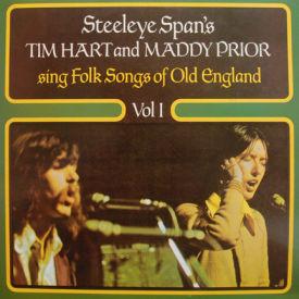 Steeleye Span's Tim Hart & Maddy Prior - Sing Folk Songs Of Old England Vol. 1