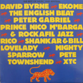 David Byrne/Peter Gabriel/XTC/Pete Townshend - Best Of Music And Rhythm