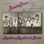 Booze Brothers Revue - Rockin' Rhythm 'n' Booze - AUTOGRAPHED