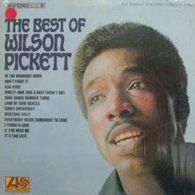 Wilson Pickett - Best Of Wilson Pickett – SIS
