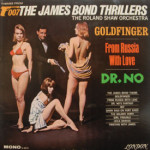 Roland Shaw Orchestra - Themes From The James Bond Thrillers