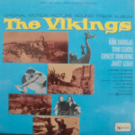 Soundtrack/Mario Nascimbene - The Vikings - SEALED