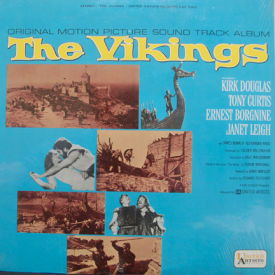 Soundtrack/Mario Nascimbene - The Vikings – SEALED