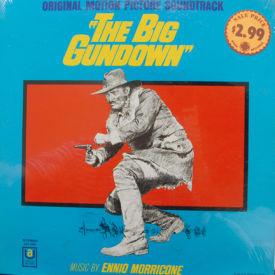 Ennio Morricone - Big Gundown – SEALED