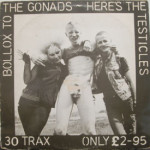 Gonads - Here's The Testicles