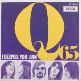 Q65 - I Despise You/Ann