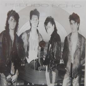 Pseudo Echo - Love An Adventure – flexidisc