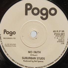Suburban Studs - No Faith/Questions