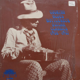 Various - Bottleneck Blues Guitar Classics 1926-1937
