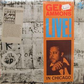 Gene Ammons - Live In Chicago