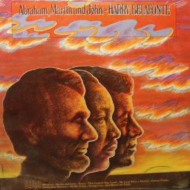 Harry Belafonte - Abraham, Martin And John – SEALED
