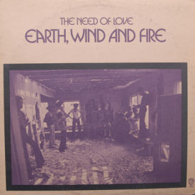 Earth, Wind And Fire - The Need Of Love