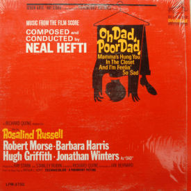 Neal Hefti - Oh Dad, Poor Dad, Mama's Hung You In The Closet