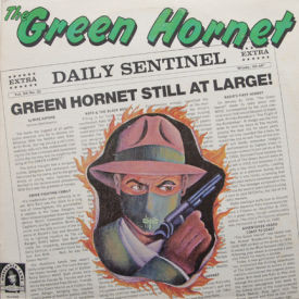 Green Hornet - Woman In The Case/Soldier And His Dog