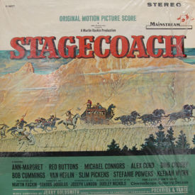 Jerry Goldsmtih/Soundtrack - Stagecoach
