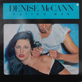 Denise McCann - Tattoo Man