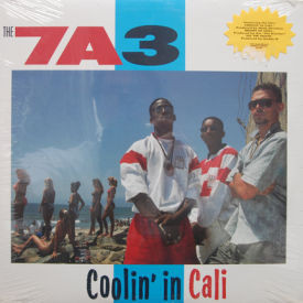 7A3 - Coolin' In Cali – SEALED