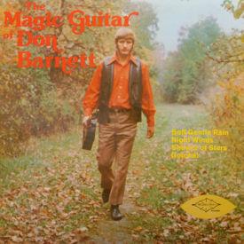 Don Barnett - Magic Guitar Of Don Barnett – AUTOGRAPHED