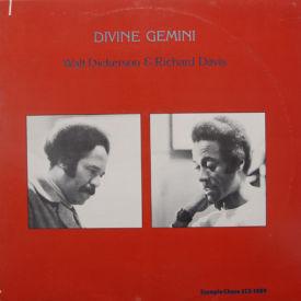 Walt Dickerson & Richard Davis - Divine Gemini