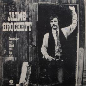 Jaime Brockett - Remember The Wind And The Rain