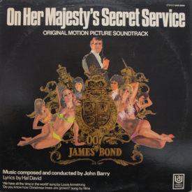 John Barry - On Her Majesty's Secret Servic