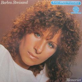 Barbra Streisand - Memories – Half Speed Mastered