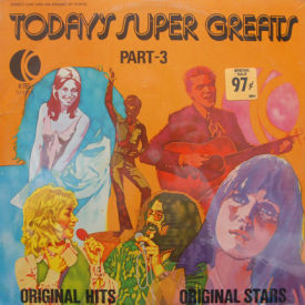 Various - Today's Super Greats Part 3 – SEALED