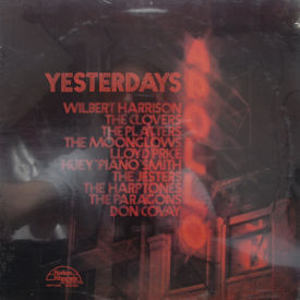Platters/Clovers/Moonglows/Don Covay/Lloyd Price - Yesterday's Apollo – SEALED