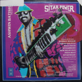 Ashwin Batish - Sitar Power
