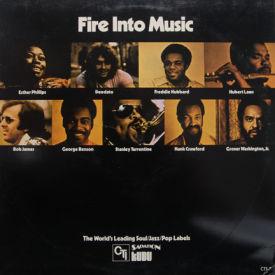 Stanley Turrentine/George Benson/Freddie Hubbard - Fire Into Music