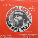 Cannonball Adderley - Play-A-Long 8 Greatest Hits
