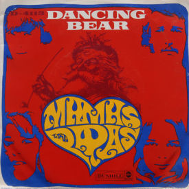 Mamas & The Papas - Dancing Bear (with Picture Sleeve)
