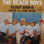 Beach Boys - Sloop John B (with Picture Sleeve)
