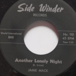Jamie Mack - Another Lonely Night/Crying Again