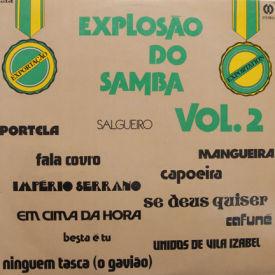 Various - Explosao Do Samba Vol. 2